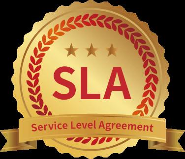 SLA(サービス品質保証制度)